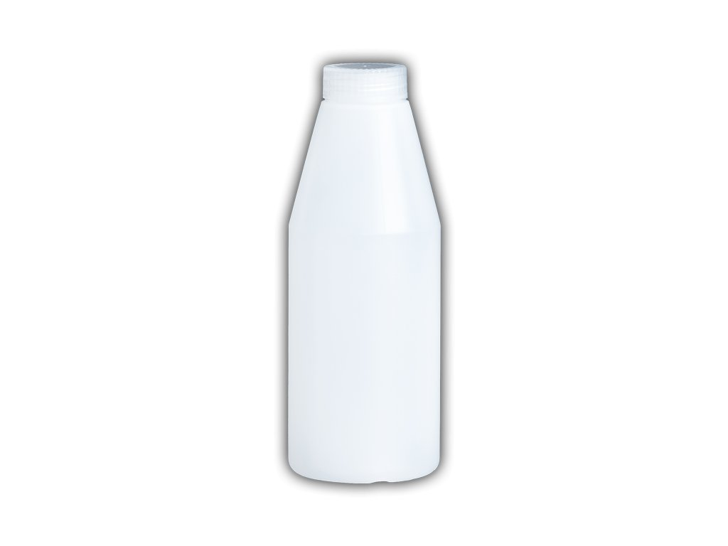 EMPTY, 210 ml - lahvička – prázdná