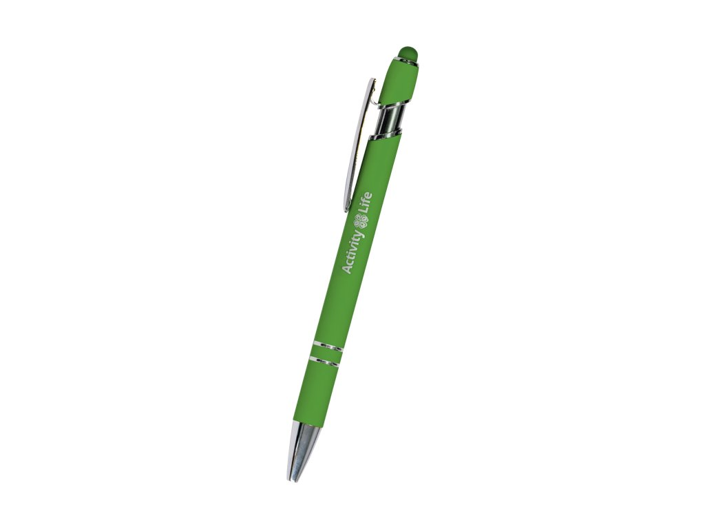 Ballpen STARLIFE, green, 1 pcs -