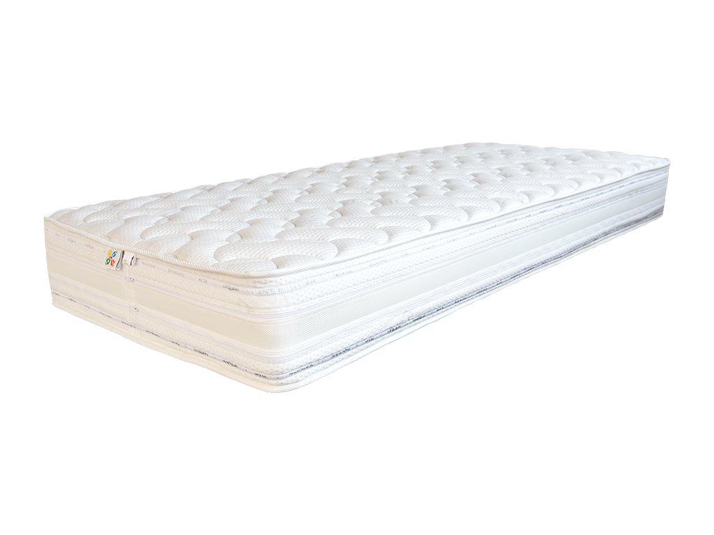 Mattress LUXUS, 100 × 200 cm, 1 pcs - matrace pro zdravý spánek.
