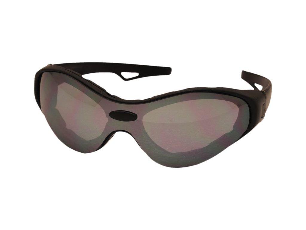 Sportovní brýle TT-BLADE MULTI, černý mat
