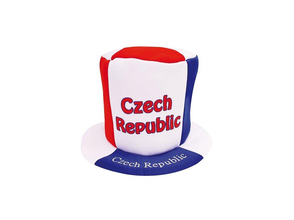 Klobouk vlajkový ČR 1