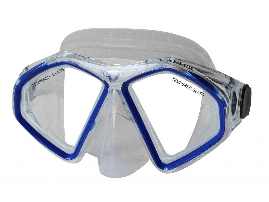 Potápěčská maska CALTER SENIOR 283S, modrá