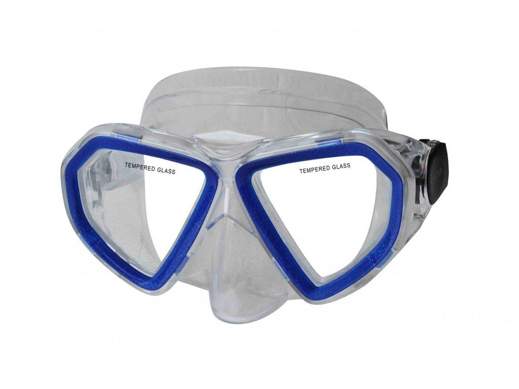 Potápěčská maska CALTER KIDS 285P, modrá