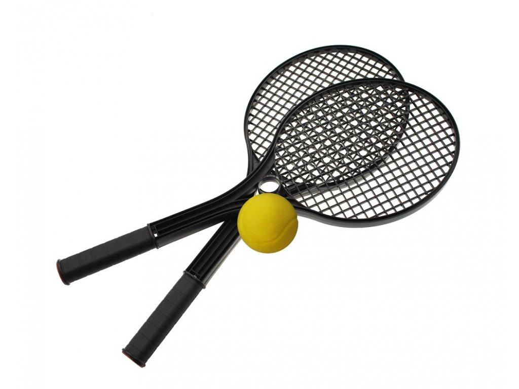 Softtenisový set 3, 2x raketa, 1x míček