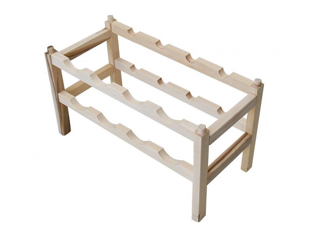 Dřevěná vinotéka Tohos