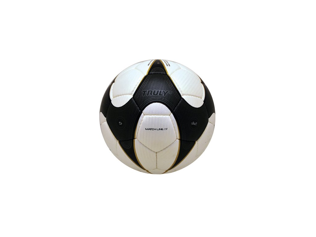 Fotbalový míč TRULY MATCH LINE IV., vel.5