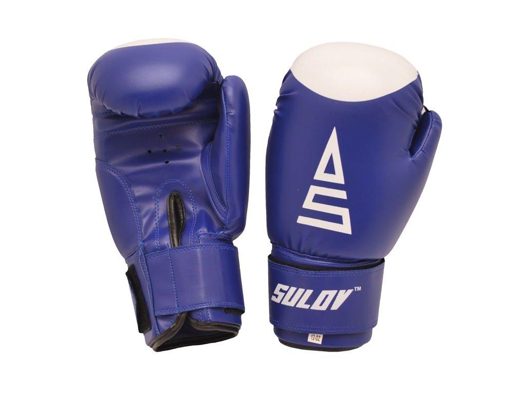 Box rukavice SULOV DX, modré
