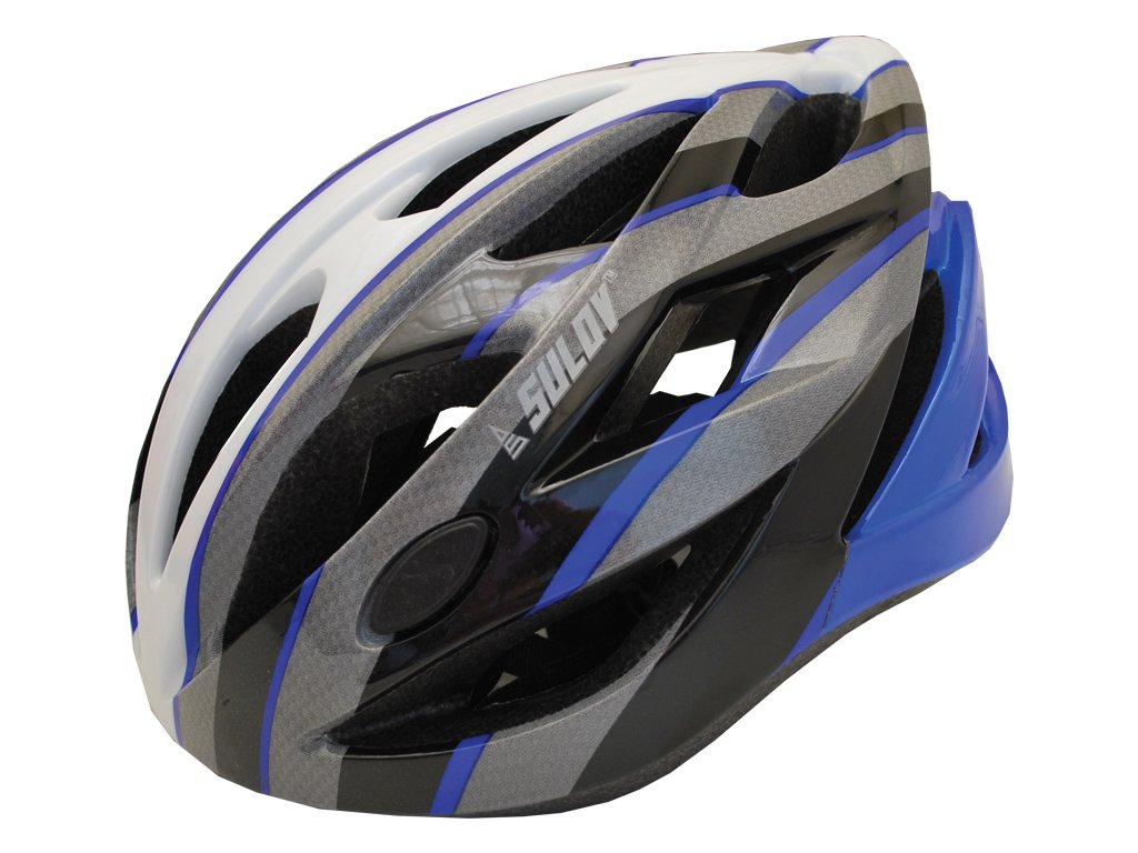 Cyklo helma SULOV RAPID, modrá