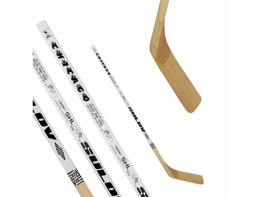 Hokejka SULOV CHICAGO, 105 cm