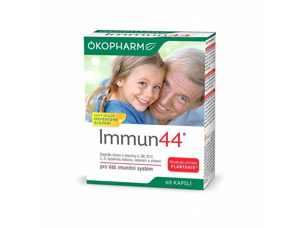 Immun44 kapsle