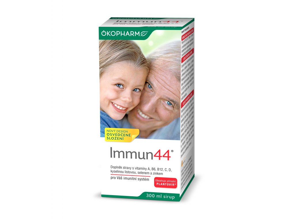 Immun44 sirup new