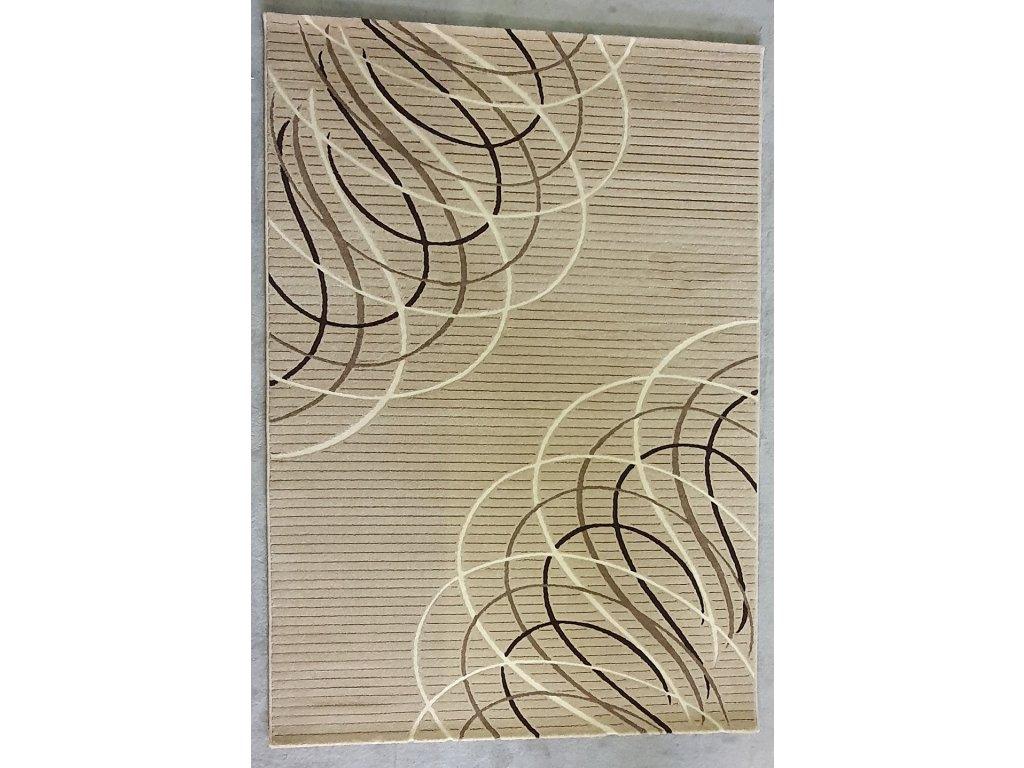 Spoltex koberce Liberec AKCE: Kusový koberec Crystal 1511 - 200x290 cm