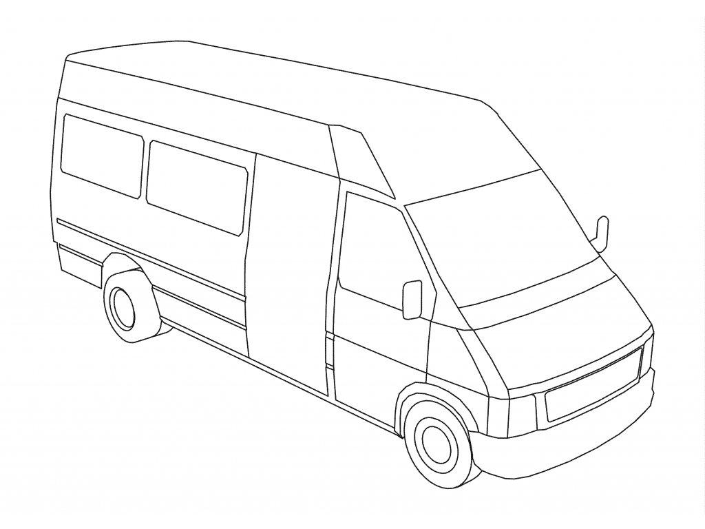 Šablona Transportér