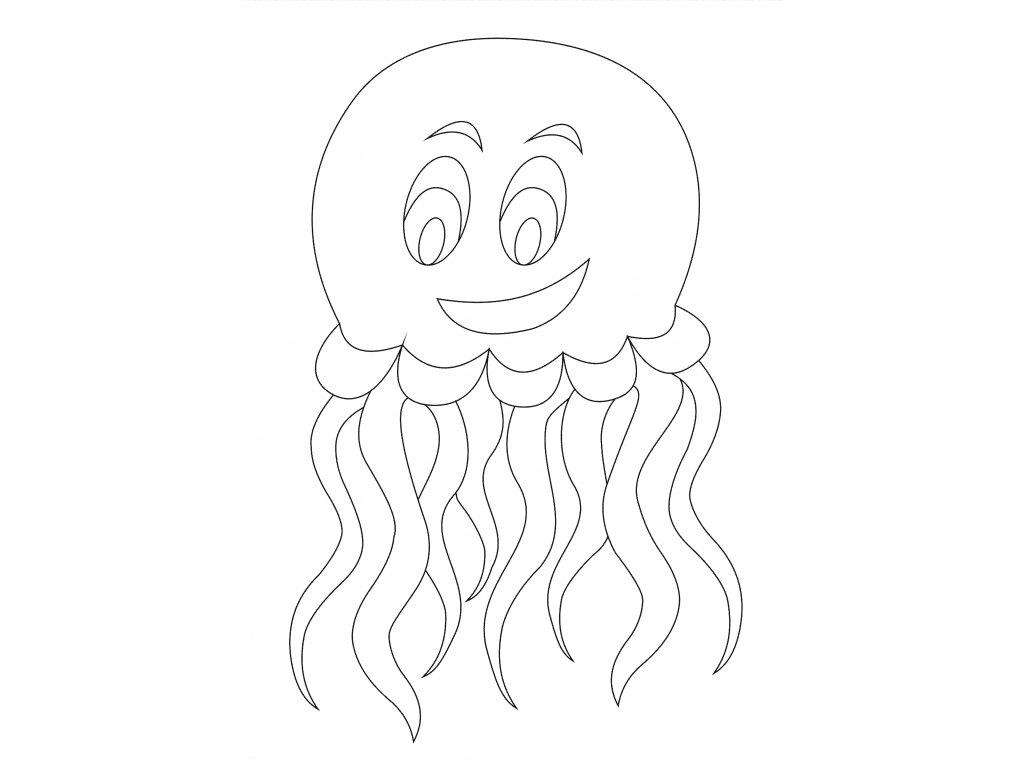 Šablona Medúza