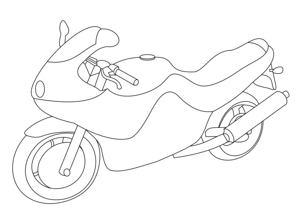 Šablona Motorka