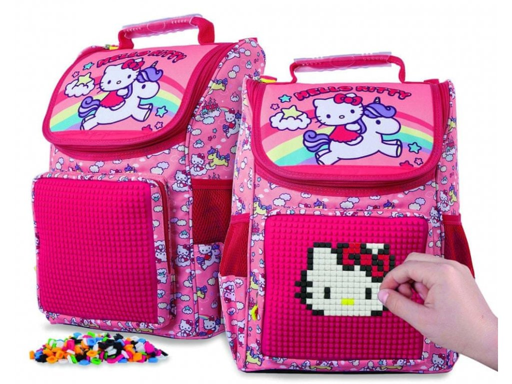 Pixie Crew Hello Kitty školní aktovka