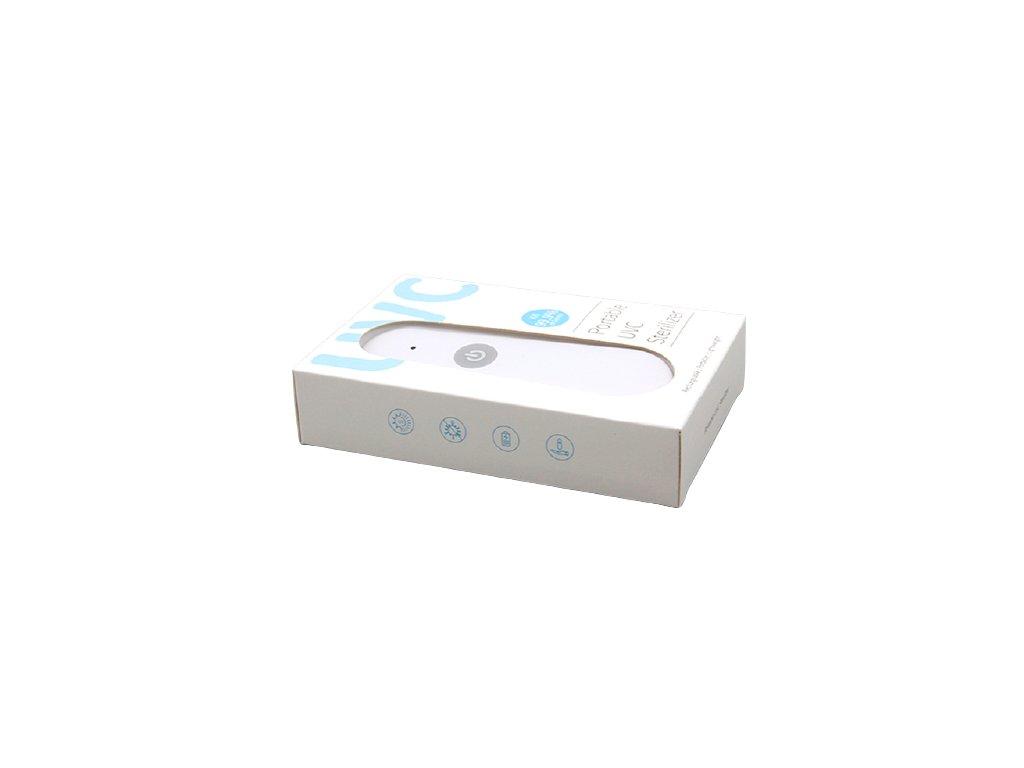 Přenosný UVC sterilizátor
