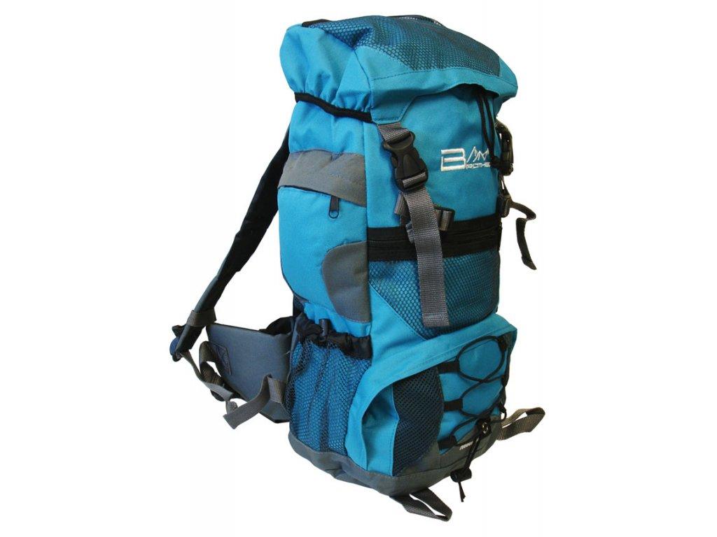 ACRA BA35 Turistický batoh modrý 35 l