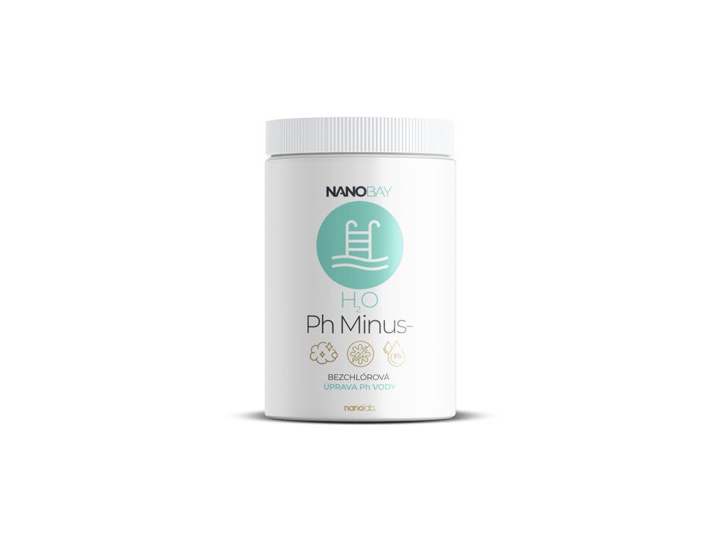 PH MINUS úprava vody 1,3 kg