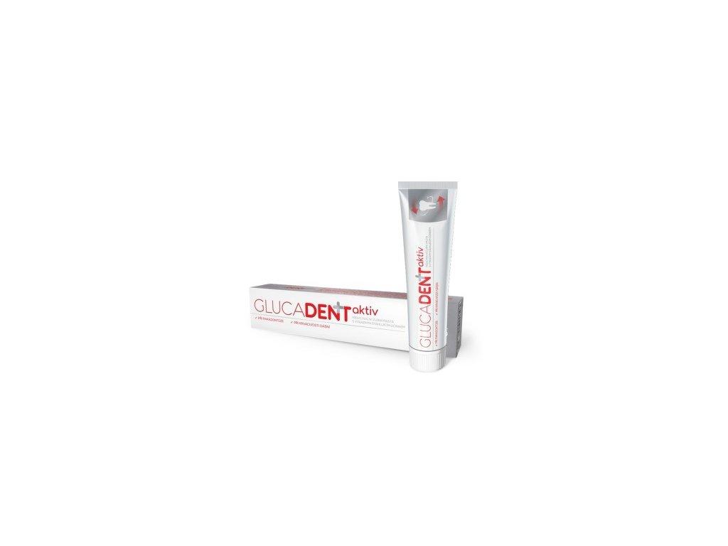 Glucadent aktiv zubní pasta