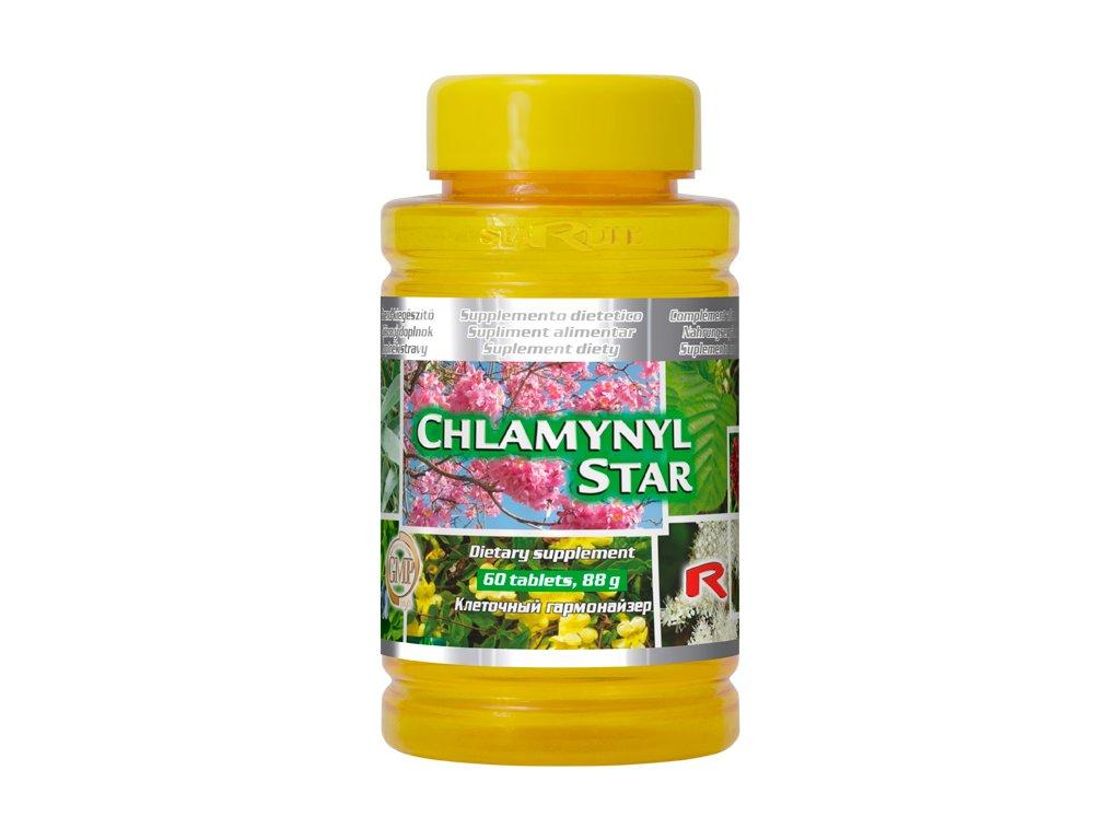 CHLAMYNYL STAR, 60 cps - směs bylin – obranyschopnost organismu