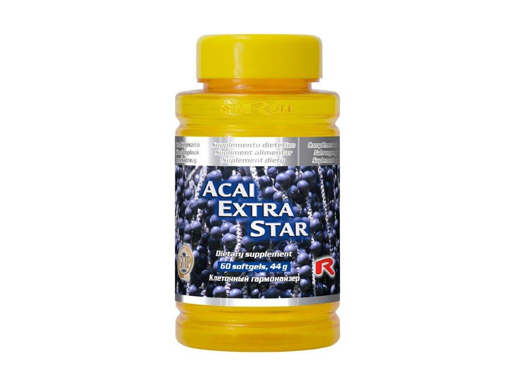 ACAI EXTRA STAR, 60 sfg -
