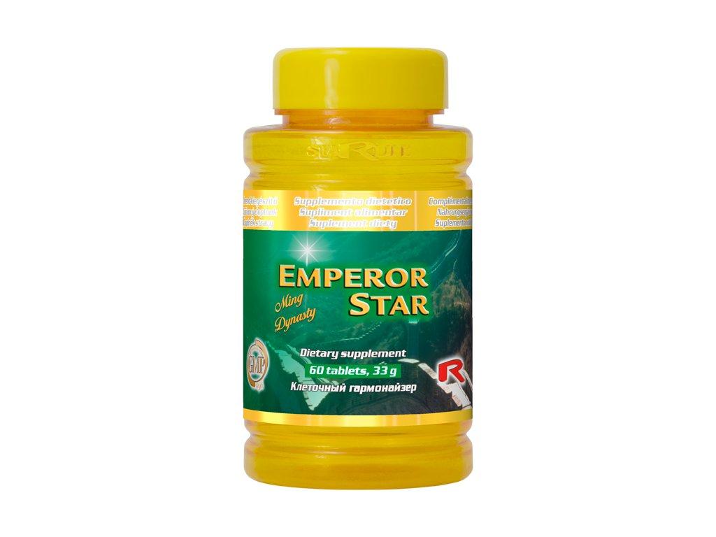 EMPEROR STAR, 60 tbl - manažerská formule