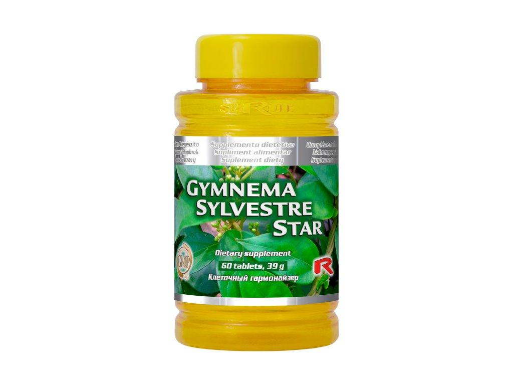 GYMNEMA SYLVESTRE STAR, 60 tbl - redukce hmotnosti
