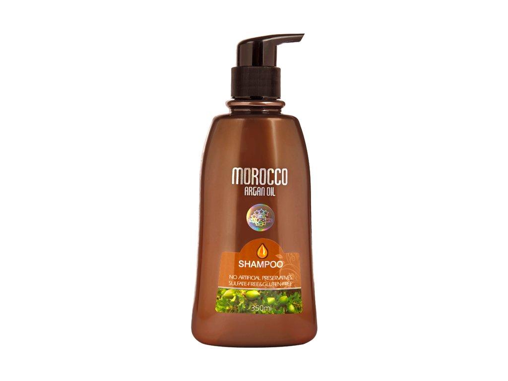 ARGAN SHAMPOO 350, 350 ml - šampon na vlasy