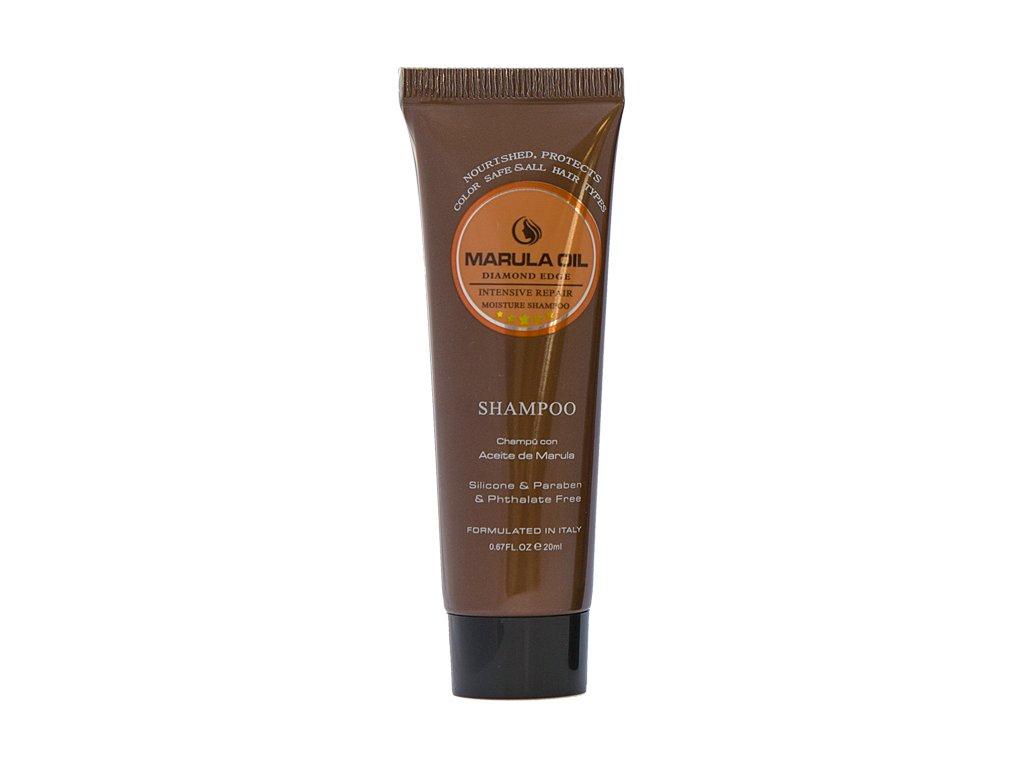 MARULA SHAMPOO – SAMPLE, 20 ml - šampon na vlasy