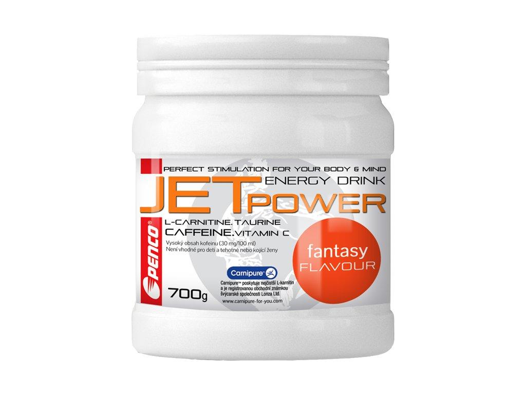JET POWER, 700 g - vysoce účinný stimulant pro odstranění psychické únavy