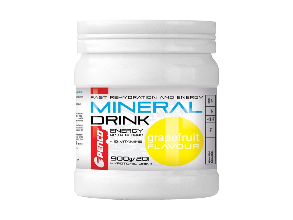 MINERAL DRINK, 900 g -