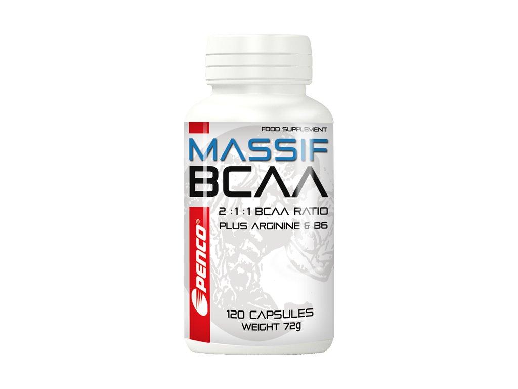 BCAA MASSIF, 120 sfg -