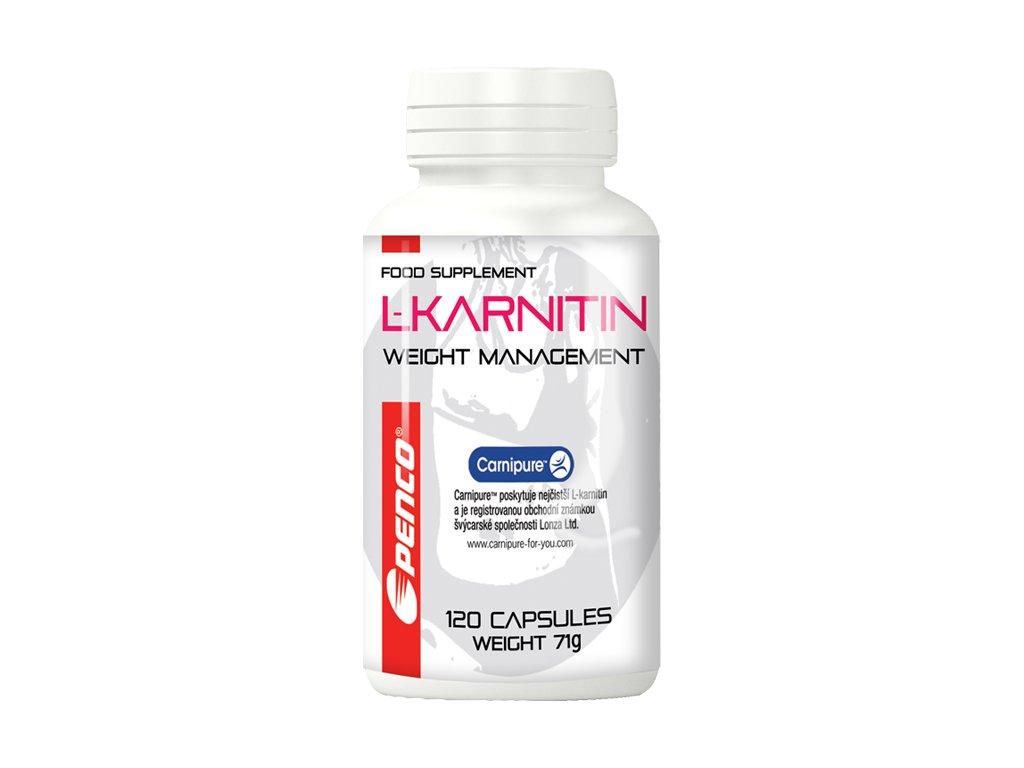 L-KARNITIN, 120 sfg -