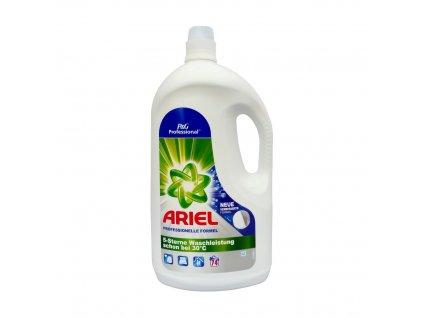 Ariel (USA) ARIEL PROFESSIONAL Prací gel 4,07L (74dávek) Druh prádla Ariel: UNIVERSAL na bílé a světlé prádlo (zelený)