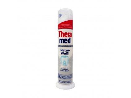 Schwarzkopf & Henkel THERAMED Zubní pasta s aplikátorem 100ml Theramed typ: Natur-Weiß (bílá) - pro obnovu přirozené bělosti zubů