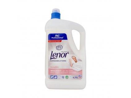 Procter&Gamble LENOR PROFESSIONAL Aviváž - superkoncentrát 4,75L/5L (190/200dávek) Aviváž Lenor Professional: Sensitiv (bílá) 4,75L (190dávek)