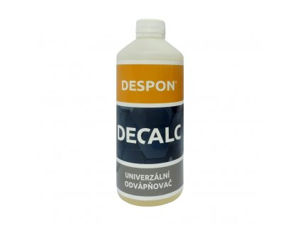 NeraAgro (ČR) DESPON DECALC Univerzální odvápňovač 500ml