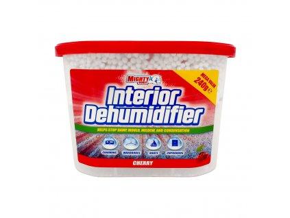 Mighty Burst (UK) MIGHTY BURST Interiérový pohlcovač vlhkosti 240g Interior Dehumidifier: Třešeň (Cherry)