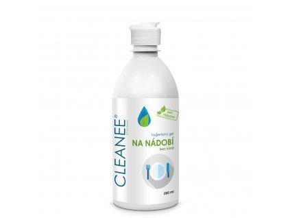 CLEANEE ECO hygienický GEL NA NÁDOBÍ 500ml