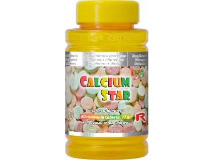 CALCIUM STAR, 60 tbl - vápník