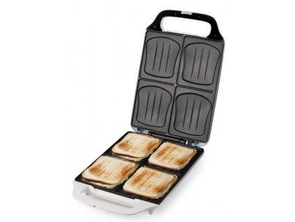 Sendvičovač na 4 XL sendviče - DOMO DO9064C