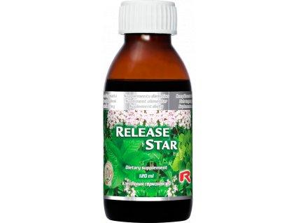 RELEASE STAR, 120 ml - kozlík lékařský, máta, meduňka – relaxace