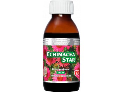 ECHINACEA STAR, 120 ml - obranyschopnost organismu