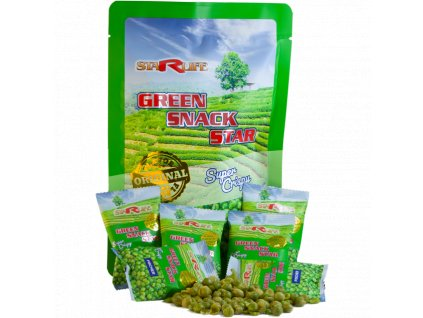 GREEN SNACK STAR, 84 g -