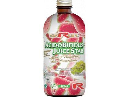 ACIDOBIFIDUS JUICE STAR, 475 ml - imunita, vitalita, výkonnost, detoxikace