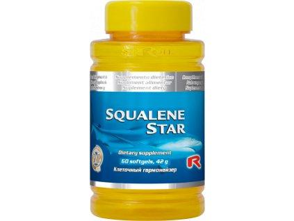 SQUALENE STAR, 60 sfg - olej ze žraločích jater – imunitní systém