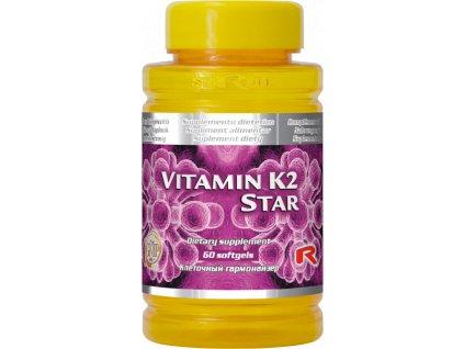 VITAMIN K2 STAR, 60 sfg - mineralizace kostí