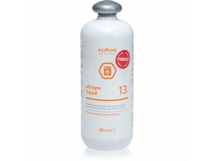 ULTIZYM LIQUID, 1.000 ml - Pro jakýkoli druh praní