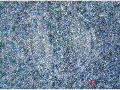 Spoltex koberce Liberec AKCE: 80x640 cm Metrážový koberec Rambo 77 modrý - Rozměr na míru bez obšití cm